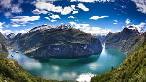 Fjord Norvégiában